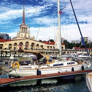 Yelkenli ile Karadeniz turu