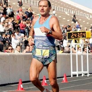 Yiannis Kouros: Ultramaratonun Abidevi Sporcusu