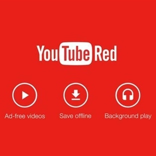 YouTube Red Kullanıma Sunuldu!