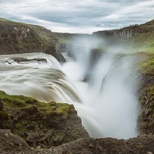 İzlanda'da Yaşamak: Gulfoss,Geysir,Seljalandsfoss