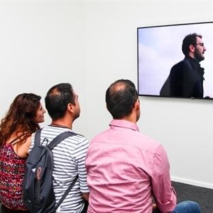 Zorlu PSM'de 8 Küp Dolusu İstanbul Bienali
