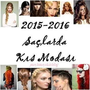 2015-2016 Kış Saç Modası