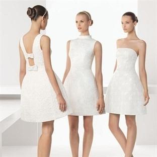 2016 Yeni Sezon Nikah Elbisesi Modelleri