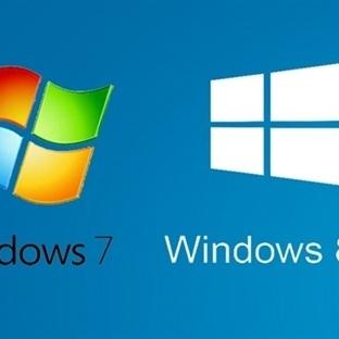 2016 Yılında Windows 7 ve 8.1'li PC Satışları Yok!