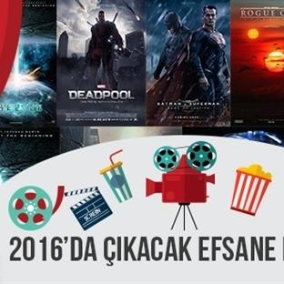 2016 Yılının Merakla Beklenen Yabancı Filmleri