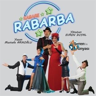 Ahmet Çevik Tiyatrosu'ndan; RABARBA Adlı Oyun