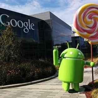 Android Lollipop Sürümünde Güvenlik Açığı !