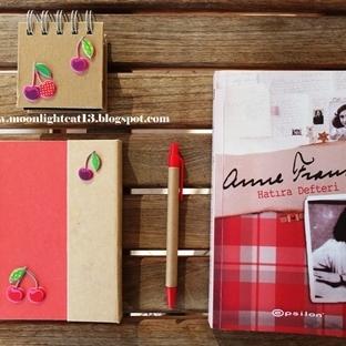 Anne Frank'ın Hatıra Defteri - Anne Frank