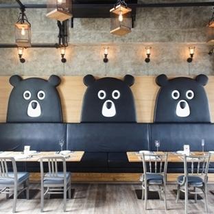 Bangkok'da Villa De Bear Restaurant