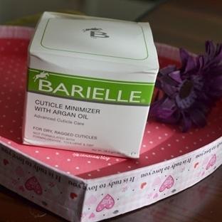 Barielle Argan Yağlı Tırnak Eti Canlandırıcısı