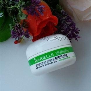 Barielle / Argan Yağlı Tırnak Eti Canlandırıcısı Y