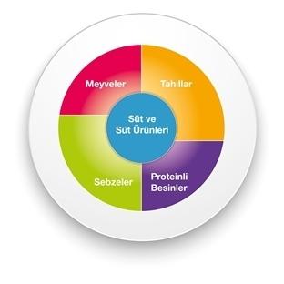 'Benim Tabağım': Sağlığın Renkleri