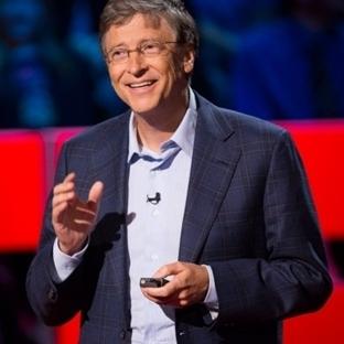 Bill Gates'ten Başarı İçin 5 Altın Tavsiye