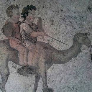 Bizans Saray Mozaikleri