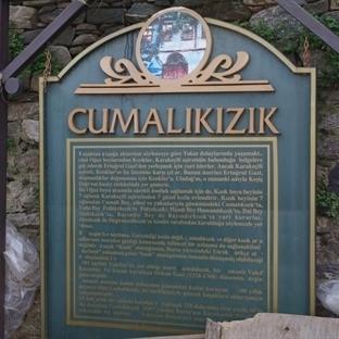 Bursa'da Bir Osmanlı Vakıf Köyü...Cumalıkızık