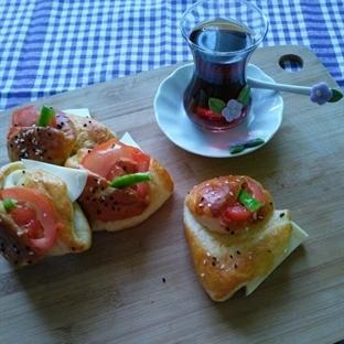 Cepli Sandviç Poğaça Naıl Yapılır?