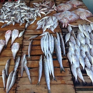 Cezayir'de Deniz Ürünleri ve Balıklar