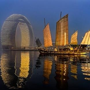 Çin' de Sıradışı Bir Durak