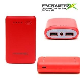 Codegen Powerx 7800 mAh Çift USB Taşınabilir Şarj