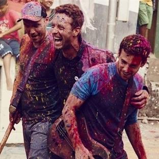 Coldplay Sevenler Yeni Albüme Az Kaldı!