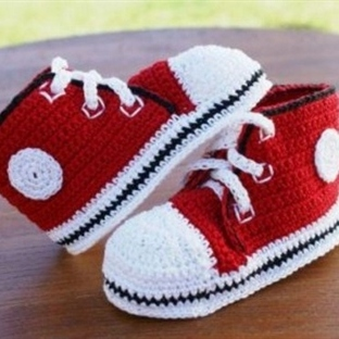 Converse Bebek Patiği Yapımı