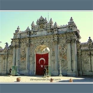 Dolmabahçe Sarayı Bir Kültür Mirası