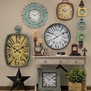 Duvar Saatlerini Nasıl Kullansak?