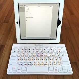 Emojiler İçin Tasarlanan Klavye Emoji Keyboard