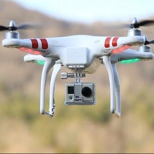 En İyi Beş Drone Kazası