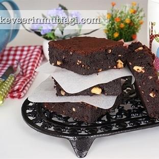 Fındıklı Brownie (Videolu Tarif)