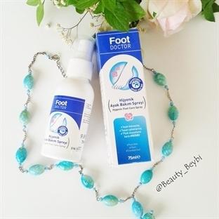 Foot Doctor - Hijyenik Ayak Bakım Spreyi İnceleme