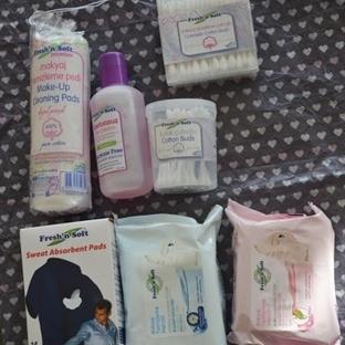 Fresh'n Soft Ürünleri