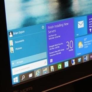 Geçmişten Günümüze Windows'un Başlat Menüsü