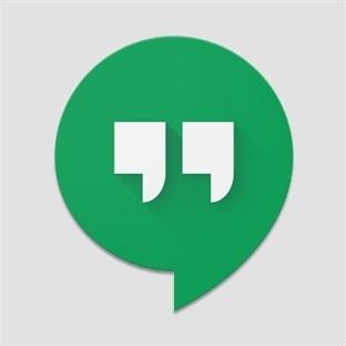 Google Hangouts Web Güncellemeleri ve Özellikleri