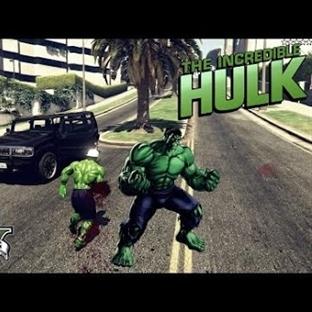 GTA 5'e Hulk Yaması