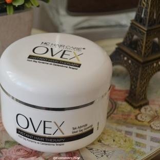 HC Ovex  Saç Kurtarma ve Canlandırma Terapisi