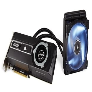 Hidro GFX Liquid Graphics Card Sıvı Soğutmalı