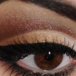 Kahve Gözlerinize Uygun Makyaj Önerileri