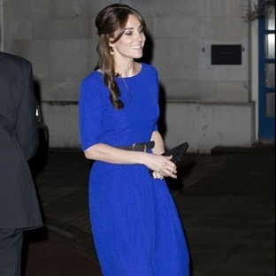 Kate Middleton: Saloni Martine Elbise