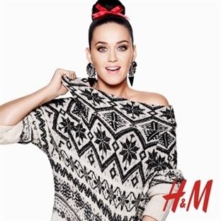 Katy Perry'li H&M 2016 Yılbaşı Koleksiyonu