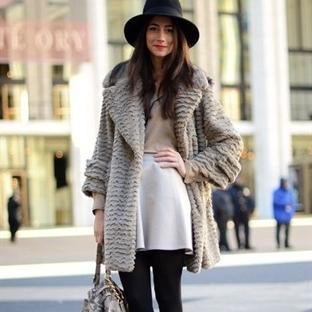 Kış Elbise Modelleri