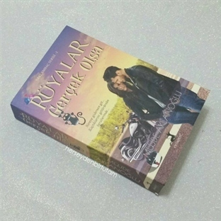 Kitap Yorumu:Rüyalar Gerçek Olsa / Müjde Aklanoğlu