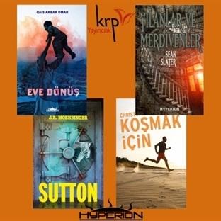 KRP Yayıncılık'tan Dört Yeni Kitap