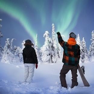 Kuzey Avrupa Kayak Merkezleri