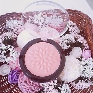 Lavera Organik Mineral Allık - Charming Rose