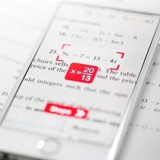 Matematik Çözen Uygulama Üstelik Ücretsiz !