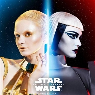 Max Factor'den Star Wars'a Saygı Duruşu
