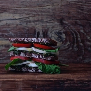Maydanoz Pestolu Sandviç