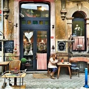 Moda'nın Sessiz Sakini: Pappa Cafe