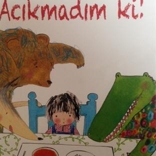 İnteraktif Çocuk Kütüphanesi'nde Okuma Grubu